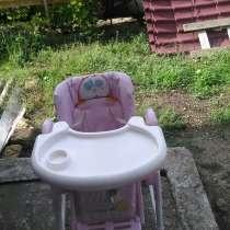 Продам стульчик для детей Chicco, в Севастополе