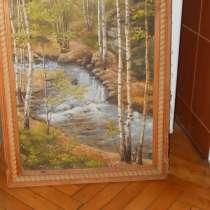Продам картину художника А. Зайцева Вессна в Карптах, в г.Ужгород