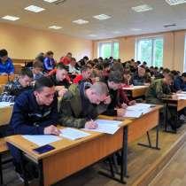 Подготовка к профотбору в ВУЗы МО, МЧС, МВД, в Ярославле