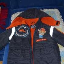 Куртка на мальчика, 110-116, в Белово