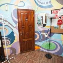 Сдаю койко-место в небольшом хостеле у м.Новослободская, в Москве