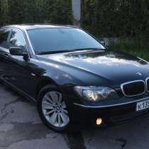 Продаю BMW 740 Li 2007 года выпуска, в Москве