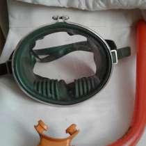 Продам маску и трубку для подводного плавания, в Чебоксарах