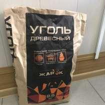 Уголь древеснный 2,5 кг, 10кг, в Ростове-на-Дону