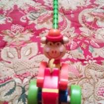 Каталка-игрушка Bino Обезьянка, в Москве