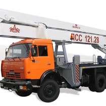 Услуги автовышки 28 метров, в Братске