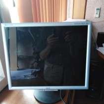 Монитор NEC 90GX2 Pro-BK б. у. в отличном состоянии, в Сочи
