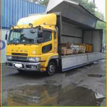 Грузоперевозки и грузчики до 15 тонн, в Владивостоке