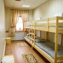 Сдам койко-места в общежитии п. Луговое, в Калининграде