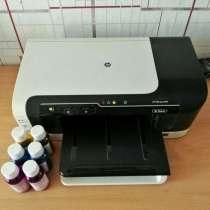 Цветной Принтер HP OfficeJet 6000, в г.Костанай