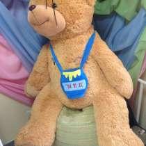 Плюшевый медведь, в Самаре