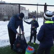 Проводится набор в секцию футбола, в Улан-Удэ