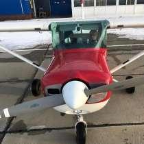 Самолет Cessna 152 ЕЭВС СЛГ до 18.05.2021, в Москве