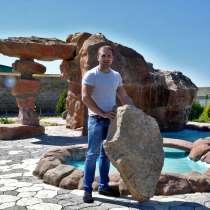 Водопад своими руками. 100% имитация камня, в г.Валенсия