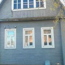 Продается 2х этажный деревянный дом, в Вологде