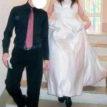 Свадебное платье 44р, в г.Лида