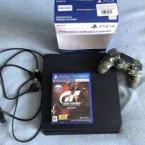 Playstation 4 slim+игры, в Тюмени