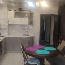 Продаётся 2х комнатная квартира с большой кухней-гостиной, в Краснодаре