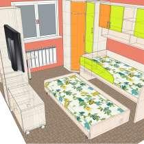 Детская комната Макс от фабрики Мирати -любой нестандарт, в Москве