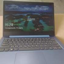 Ноутбук Lenovo IdeaPad Slim 1-14AST-05 голубой, в Серпухове