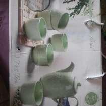Продается чайный керамический сервиз, в г.Ташкент