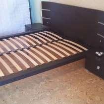 Кровать с тумбами пр-ва Италия, в Ижевске