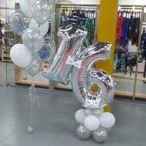 Гелиевые шары, фигуры из воздушных шаров, в Бузулуке