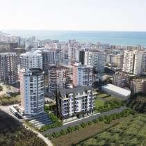 Прекрасные апартаменты в популярном районе Аланьи- Махмутлар, в г.Аланья