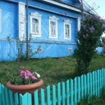Продаю дом в Костромской области на берегу Волги, в Кинешме