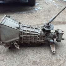 КПП, 4-х ступ. коробка передач на а/машину ВАЗ 2106, в г.Комрат
