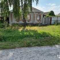 Дом 75 м 4 комнаты, 43 сотки земли с садом, кирпичный, в Старом Осколе