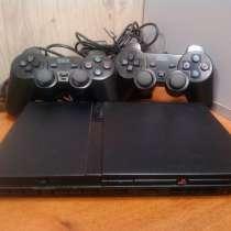 Игровая приставка Sony Playstation 2 Slim scph-70, в Новороссийске