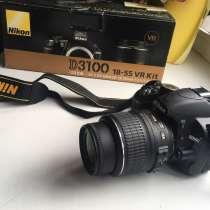 Фотоаппарат Nikon D3100, в Казани