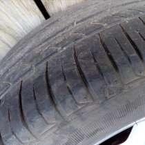 Продам колеса с дисками, летняя резина, в Абакане