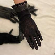 Перчатки кожаные, в Махачкале