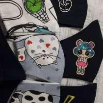 Гигиенические многоразовые маски, в Новосибирске