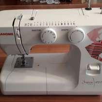 Швейная машина Janome Japan 957, в Тюмени