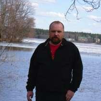 Сергей, 49 лет, хочет пообщаться – Я выжил там, где волки сдохли, в Москве