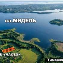 Продам участок в д. Тимошковщине, 9км.от Мяделя. Минская обл, в г.Минск