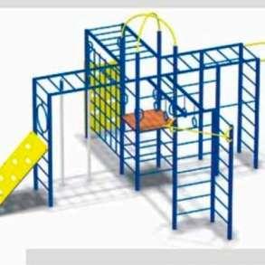 Детские спортивные площадки, комплексы от производителя, в Краснодаре