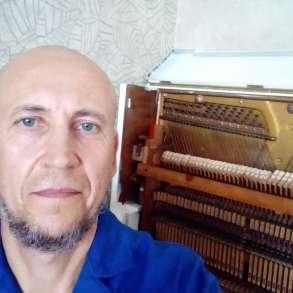 Ремонт антикварных фортепиано в Краснодаре, в Краснодаре