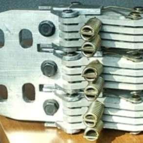 Втычные контакты, ножи, шины для АВМ, АВ2М, Электрон, в Чебоксарах