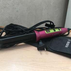 Щипцы для завивки волос Bosch Щипцы, в Гатчине