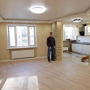 Ремонт и отделка квартир, в Москве