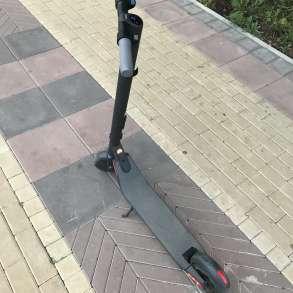 Электросамокат Ninebot от Sugway, в Москве