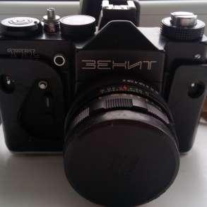 """Продам Фотоаппарат """"Зенит-ттл"""" в футляре, в Оренбурге"""
