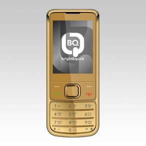 Телефон BQM-2267 Nokiavirta(GOLD), в Нижнем Новгороде