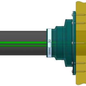 Муфты проходные для труб, кабеля и кессонов, в Пензе