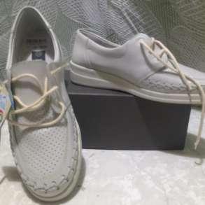 Туфли женские кожаные новые размер 38-39, в Владимире
