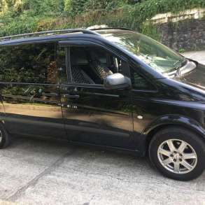 Mercedes-Benz Vito, 2.2 turbo, 2010, в г.Поти